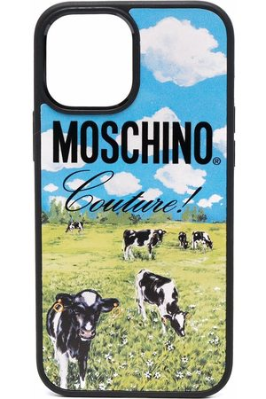 Moschino Logo-print Iphone 12/12 Pro cover