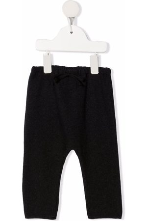 Babe And Tess Baby Leggings - Drop-crotch trousers - Grey