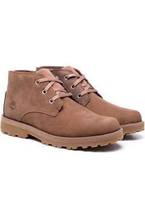 Timberland Lace-up suede ankle boots