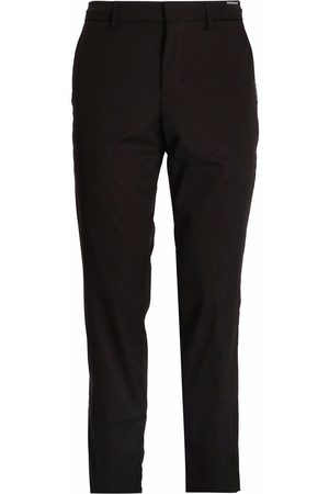HUGO BOSS Men Skinny Pants - Slim-fit technical twill trousers