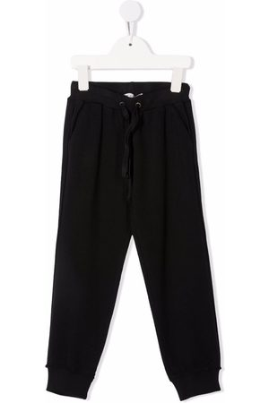 Zhoe & Tobiah Drawstring waist track pants