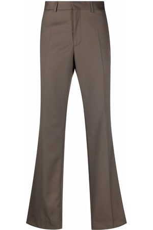 Sunflower Flared tailored trousers - Neutrals