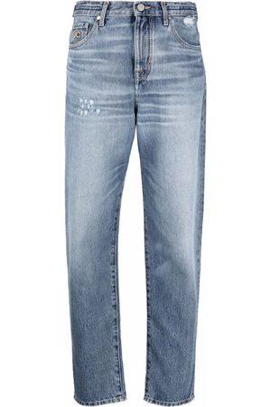 Jacob Cohen Tapered stonewash jeans