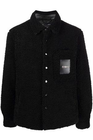Axel Arigato Men Fleece Jackets - Aspen Teddy shirt jacket
