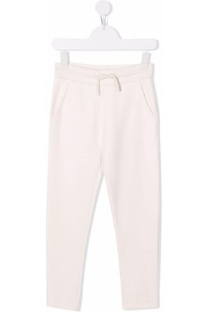 BONPOINT TEEN drawstring track pants