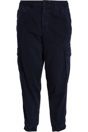 HUGO BOSS Relaxed-fit cargo trousers
