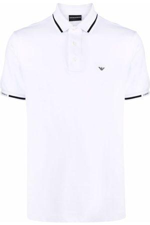 Emporio Armani Men Polo Shirts - Short-sleeve EA polo shirt