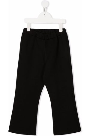 DOUUOD KIDS Girls Wide Leg Pants - Wide-leg pull-on trousers