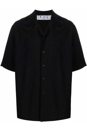 OFF-WHITE Men Short sleeves - Tornado Arrows short-sleeve shirt