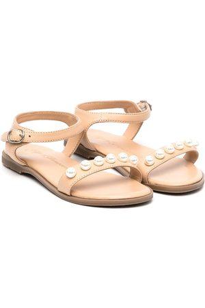 AGE OF INNOCENCE Girls Flat Shoes - Fleur flat sandals