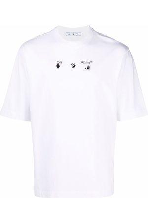 OFF-WHITE Men T-shirts - Arrows Tree print T-shirt