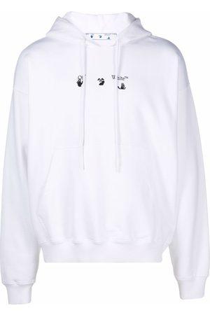 OFF-WHITE Men Hoodies - Arrows Tree print hoodie