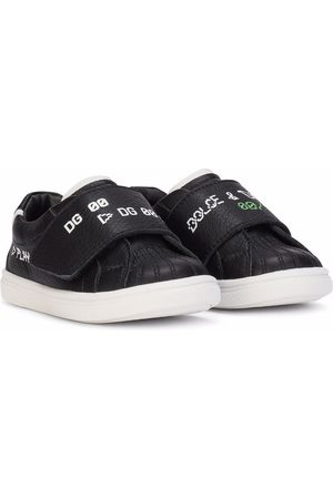 Dolce & Gabbana Logo touch-strap trainers