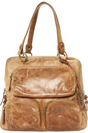 Dolce & Gabbana Leather bowling bag