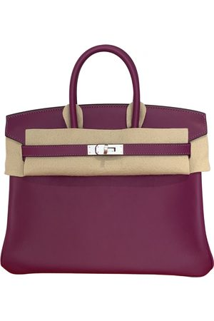 Hermès Women Purses - Birkin 25 leather handbag