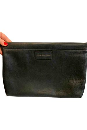 Marc Jacobs Women Clutches - Leather clutch bag