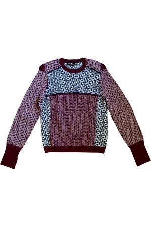 Alexander McQueen Men Sweatshirts - Wool pull