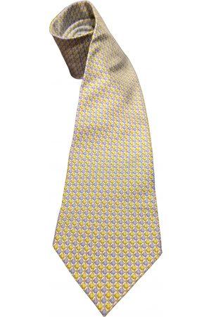 Salvatore Ferragamo Men Neckties - Silk tie
