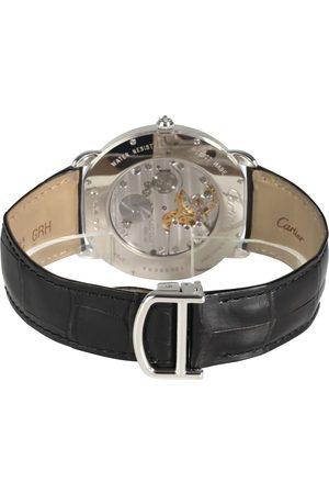 Cartier Women Watches - White gold watch