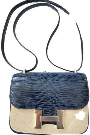 Hermès Women Purses - Constance lizard handbag