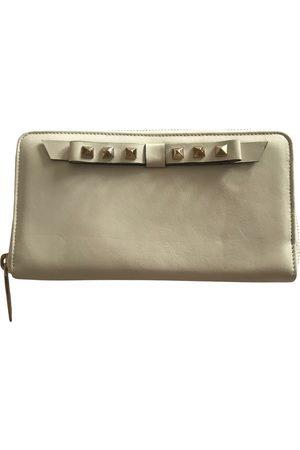 VALENTINO GARAVANI Leather wallet