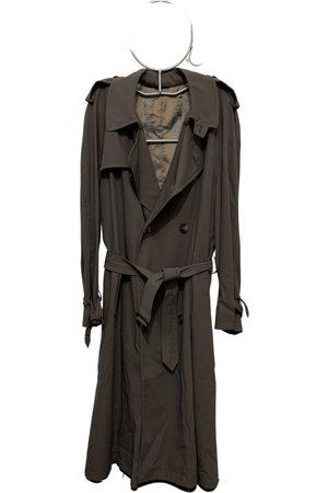Jean Paul Gaultier Women Trench Coats - Wool trench coat