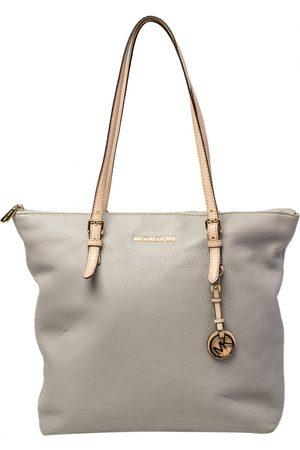 Michael Kors Jet Set leather handbag