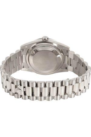 Rolex White gold watch