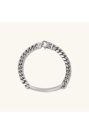 Mejuri Engravable ID Bracelet