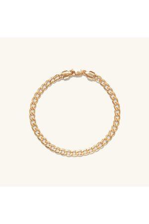 Mejuri Women Bracelets - Flat Curb Chain Bracelet