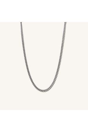 Mejuri Men Necklaces - Titanium Curb Chain Necklace