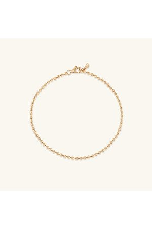 Mejuri Disco Chain Bracelet