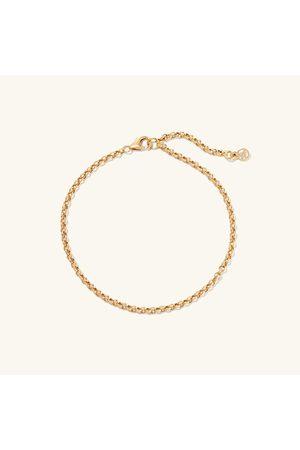 Mejuri Women Bracelets - Rolo Chain Bracelet