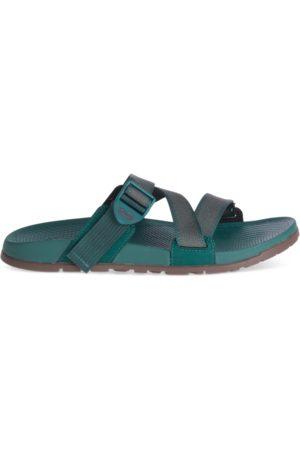 Chaco Men Sandals - Men's Lowdown Slide Pine, Size 7 Medium Width