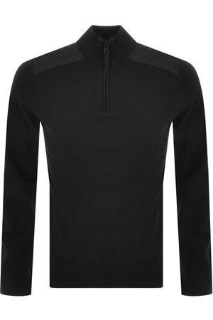 Calvin Klein Men Sweatshirts - Half Zip Sweatshirt