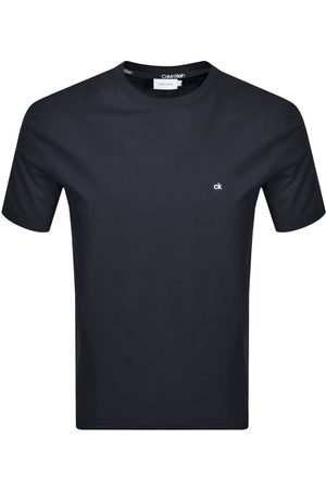 Calvin Klein Men T-shirts - Logo T Shirt Navy