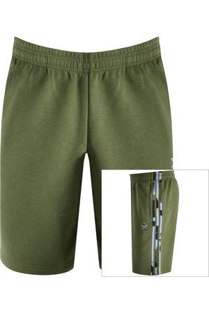 adidas Men Shorts - Camo Shorts Khaki