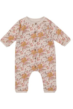 Louise Misha Baby Helene floral cotton romper