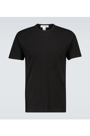 Comme des Garçons Logo printed cotton T-shirt