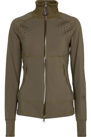adidas Women Sports Jackets - TruePurpose training jacket