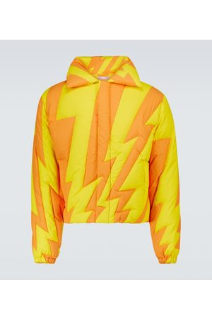 ERL Men Puffer Jackets - Down-padded puffer jacket