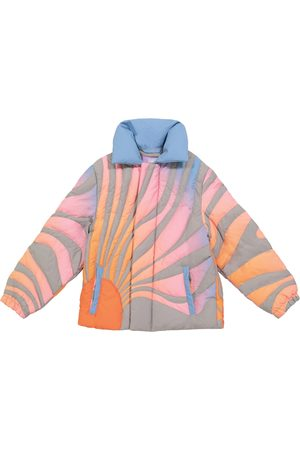 ERL Kids Quilted down jacket