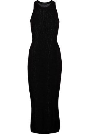 WARDROBE.NYC Women Casual Dresses - Cotton jersey midi dress