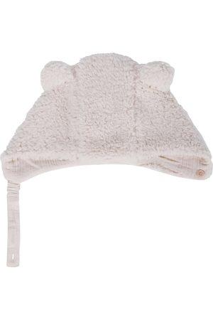 Louise Misha Hats - Baby Doudou faux shearling hat