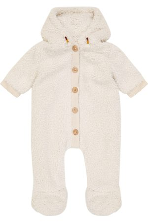 Louise Misha Rompers - Baby Quentin faux shearling onesie