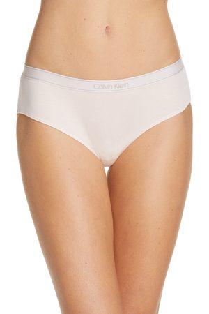 Calvin Klein Women's Rib Hipster Panties