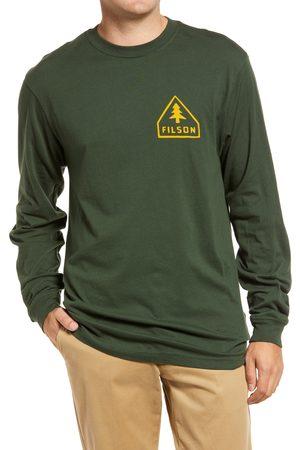 Filson Men T-shirts - Men's Ranger Cotton Graphic Tee