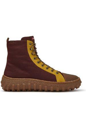 Camper Men Ankle Boots - Ground K300405-002 Ankle boots men
