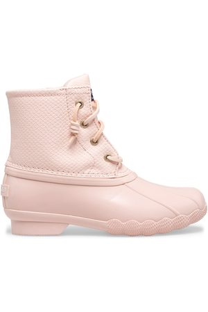 Sperry Top-Sider Boots - Sperry Kids Saltwater Duck Boot Blush, Size 1M
