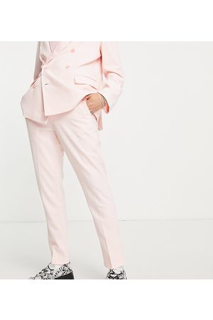 Reclaimed Inspired couture suit pants in dusty
